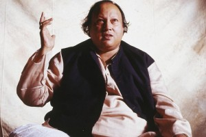 Nusrat Fateh Ali Khan - Credit Courtesy of Real World Records